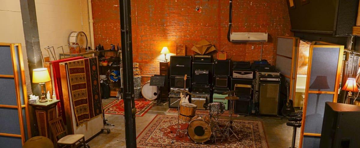 Seahorse Sound Studios in Los Angeles Hero Image in Central LA, Los Angeles, CA