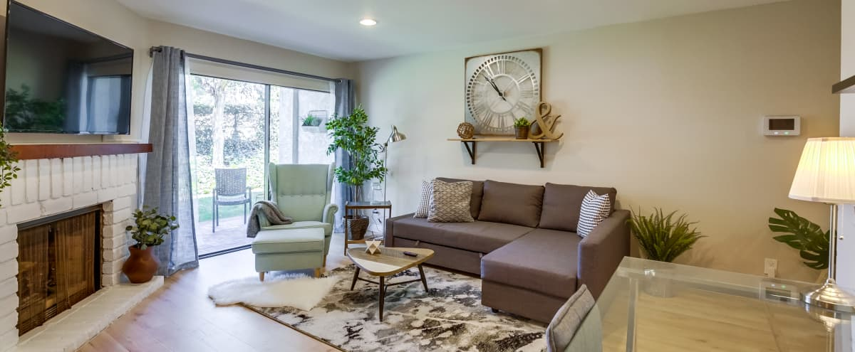 Tranquil Urban Townhome | Professionally Clean in Ontario Hero Image in null, Ontario, CA
