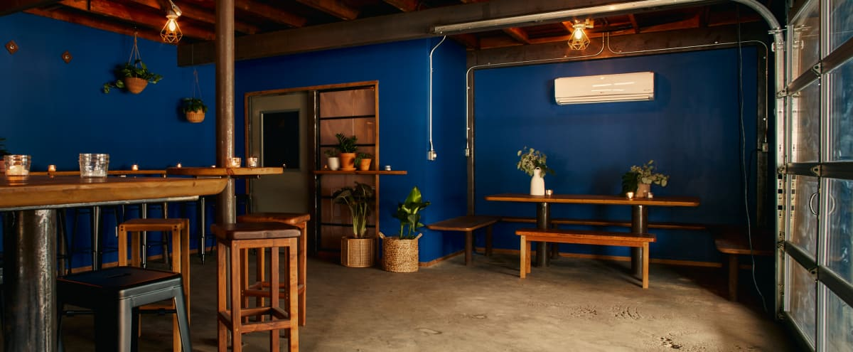 Tropical Bar Space Available for Pop-Ups, Dinners, Gatherings, Meetups in Austin Hero Image in Highland, Austin, TX