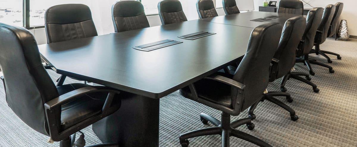 Buckhead 14 Person Board Room and Meeting Room in Atlanta Hero Image in Buckhead, Atlanta, GA