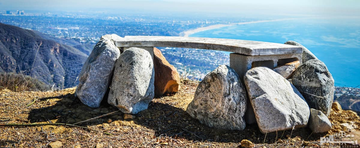 A Temple in the Clouds - A Panoramic 360 Degree View of Los Angeles to die for in Los Angeles Hero Image in undefined, Los Angeles, CA