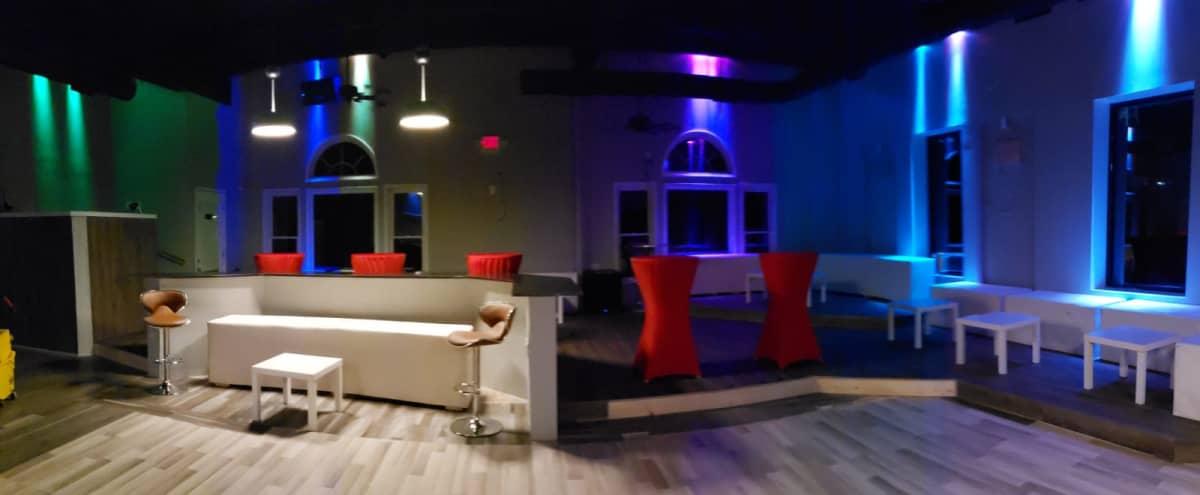 Events space with a full bar, music and hookah in Atlanta Hero Image in Downtown Atlanta, Atlanta, GA