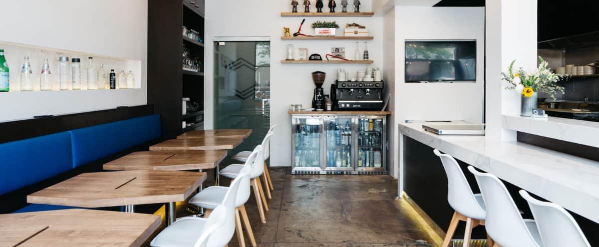 modern french restaurant bar in Santa Monica Hero Image in undefined, Santa Monica, CA