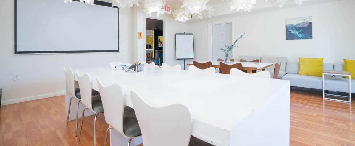 Santana Row Spacious Conference Room in San Jose Hero Image in West Valley, San Jose, CA