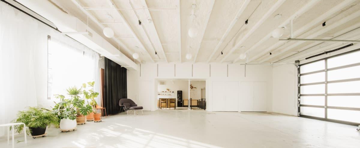 Bright White Creative Studio with Industrial Vibe in Ann Arbor Hero Image in Bryant Pattengill East, Ann Arbor, MI