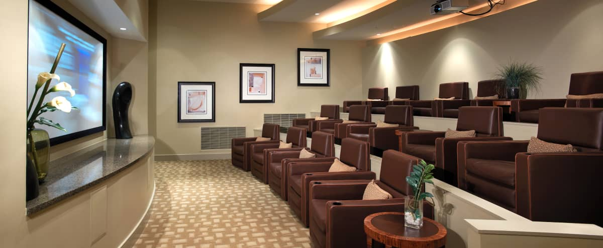 Cozy Private Theater Room in Anaheim in Anaheim Hero Image in Platinum Triangle, Anaheim, CA