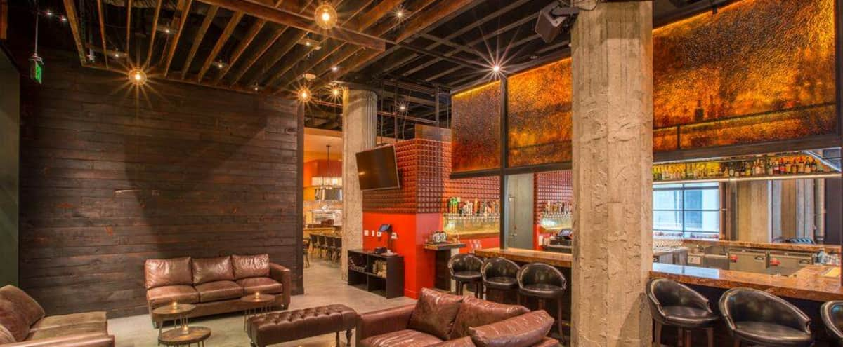 Elegant Restaurant & Whiskey Bar - Full Buyout in San Francisco Hero Image in South of Market, San Francisco, CA