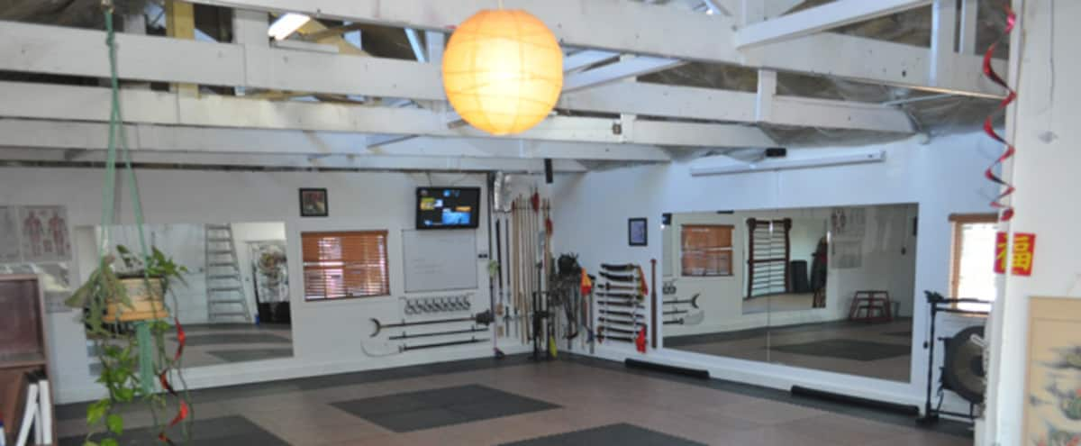 Spacious Martial Arts Studio with Natural Lighting in San Jose Hero Image in Central San Jose, San Jose, CA