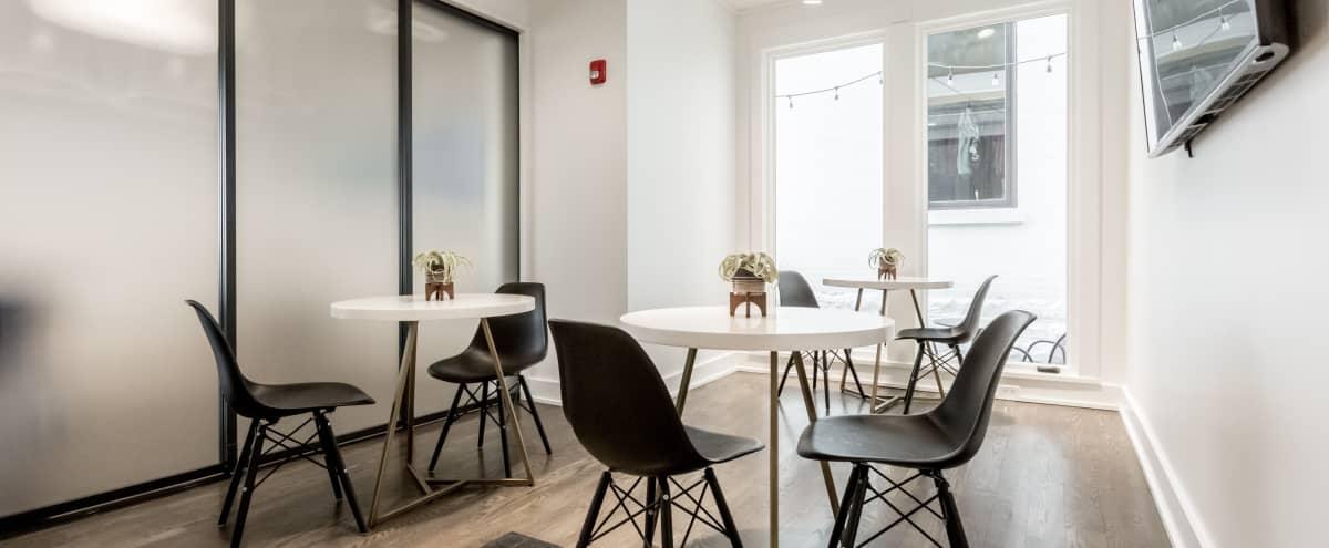 Green Room: Modern Meeting Room for 8 in Nashville Hero Image in Hillsboro West End, Nashville, TN