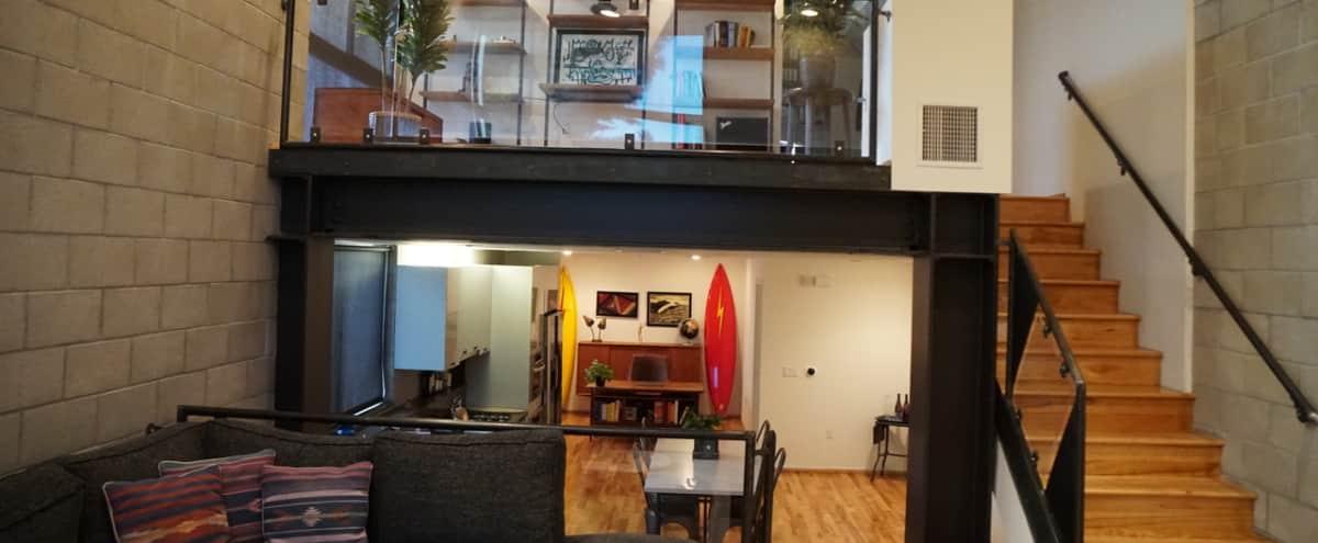Luxury Industrial Loft Space with Rooftop Views in Los Angeles Hero Image in Central LA, Los Angeles, CA