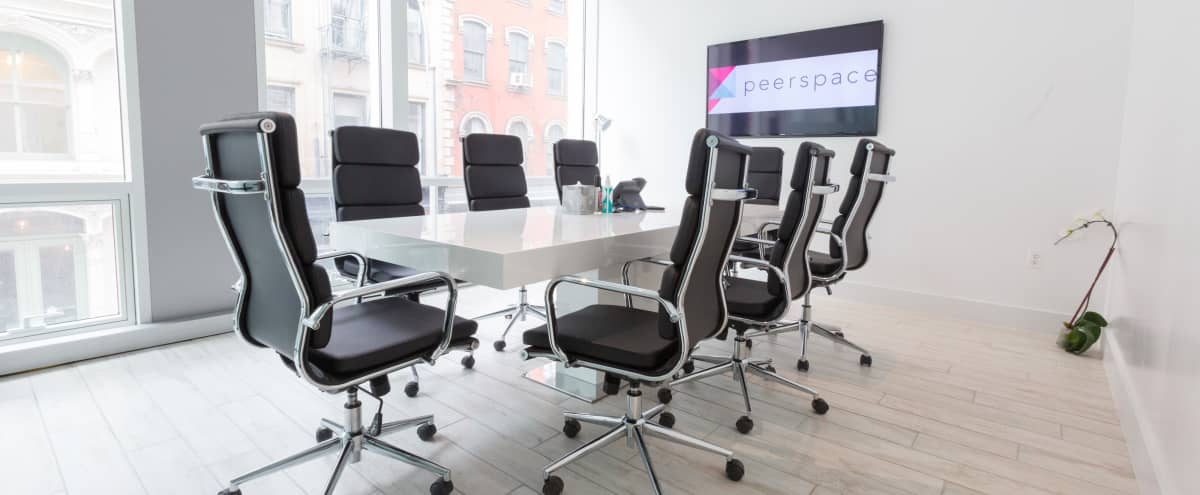 Soho Conference Room for Meeting in New York Hero Image in Lower Manhattan, New York, NY