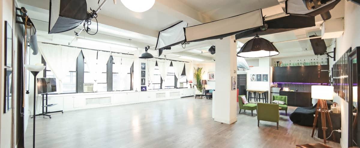Luxury Unique & Spacious Office Studio in Chelsea Manhattan in New York Hero Image in Midtown, New York, NY