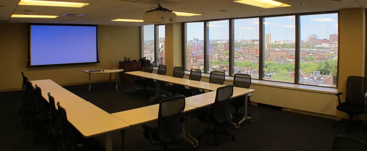 Meeting, Workshop and Training Space - Newbury Room in Boston Hero Image in Back Bay, Boston, MA