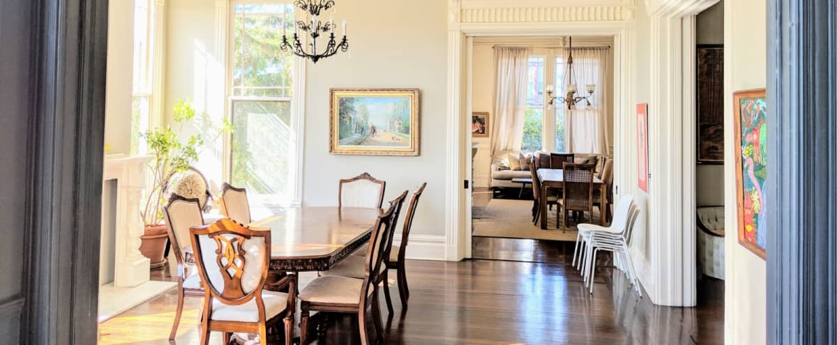 Epic Victorian Mansion - 2,000 square feet of historical landmark in Oakland Hero Image in Clinton, Oakland, CA