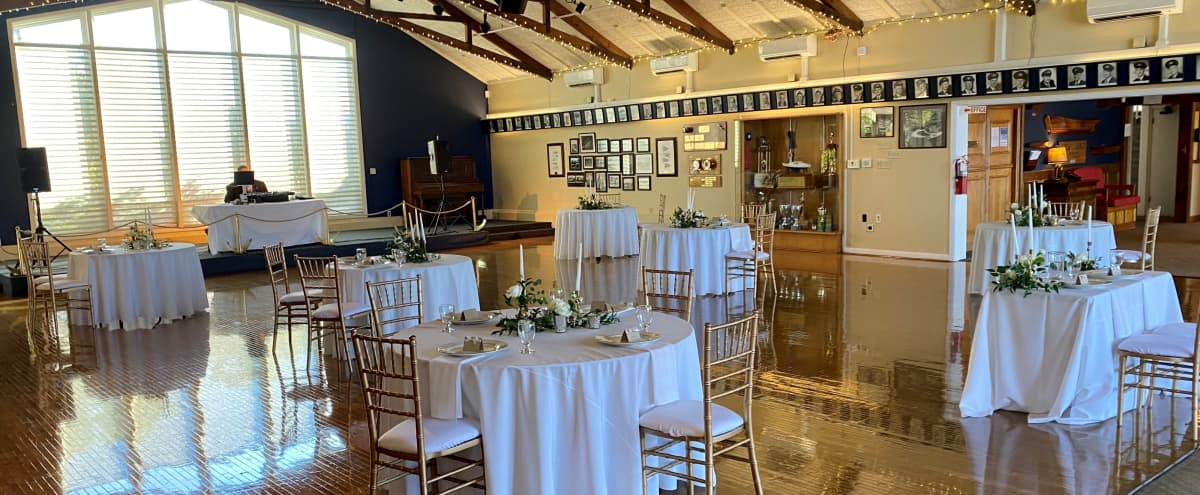 Columbia River Marina Event Space in North Portland in Portland Hero Image in Northeast Portland, Portland, OR