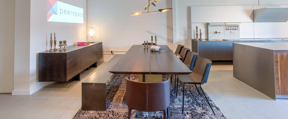 Design Furniture Studio with multiple breakout spaces in San Francisco Hero Image in South of Market, San Francisco, CA