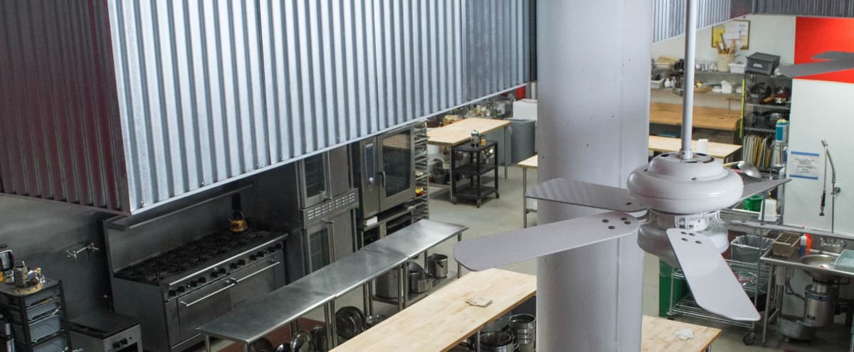 Creative Offsite Kitchen Space - Top Chef Kitchen - Season 1 Location in Emeryville Hero Image in undefined, Emeryville, CA