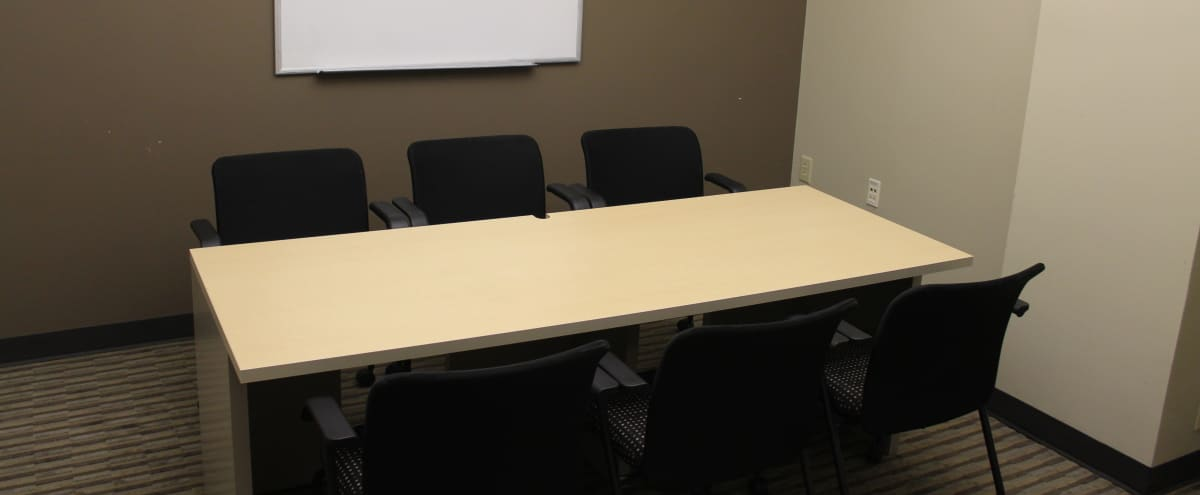 Cozy Small Meeting Space in Austin Hero Image in Berkley Square - Headway, Austin, TX