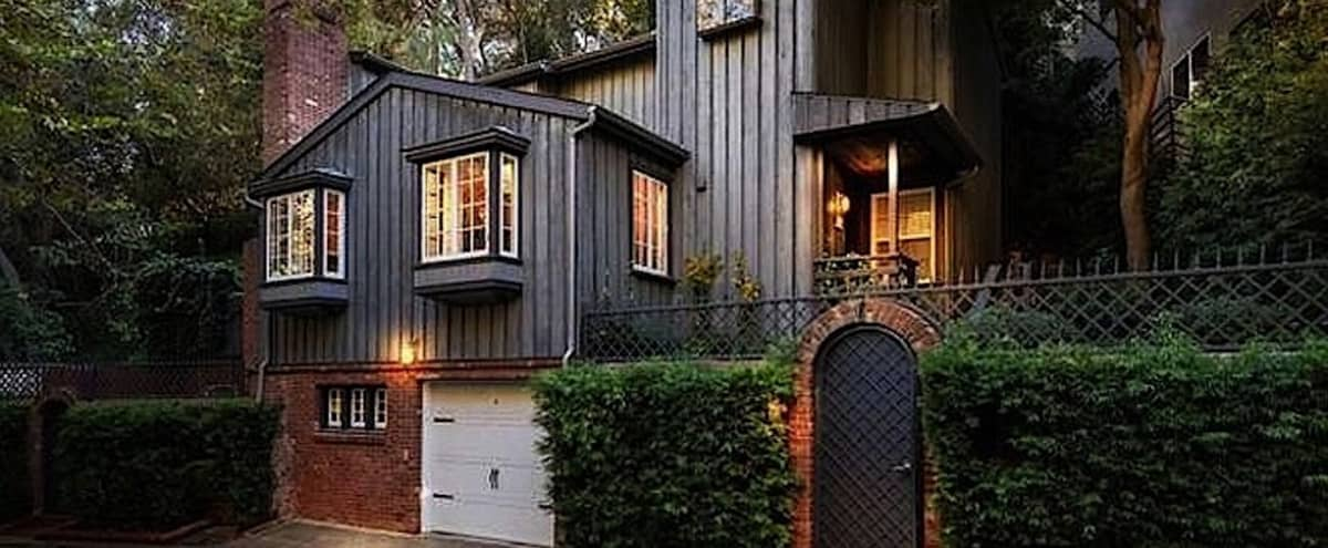 Enchanting Canyon Cottage with Garden Nook in Beverly Hills Hero Image in Beverly Glen, Beverly Hills, CA