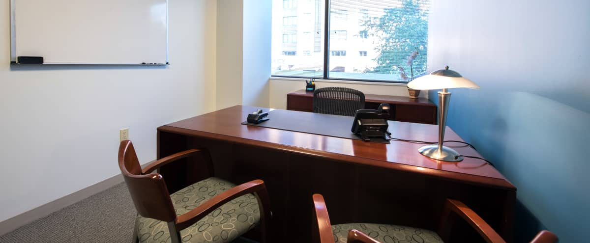 Private Office in Downtown Bethesda in Bethesda Hero Image in undefined, Bethesda, MD