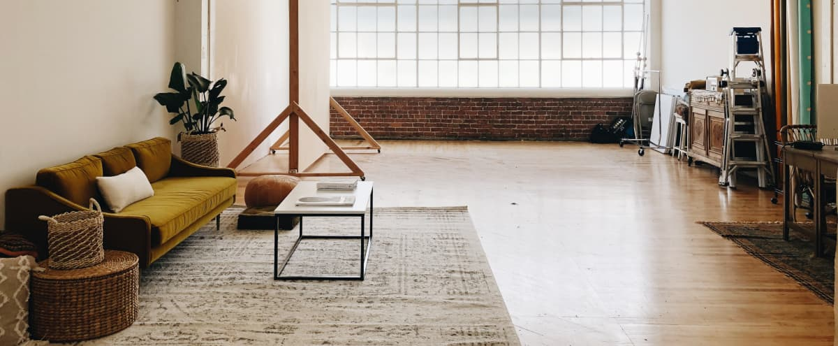 Natural Light Dogpatch Creative Studio in San Francisco Hero Image in Dogpatch, San Francisco, CA