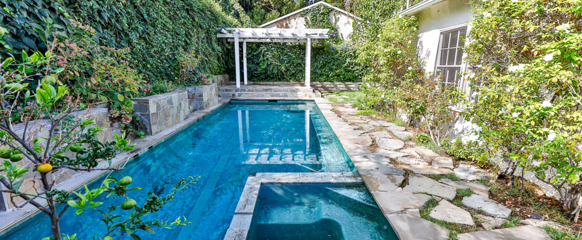 California Getaway with Unique Pool-Mid Century Modern/Boho House in sherman oaks Hero Image in Sherman Oaks, sherman oaks, CA