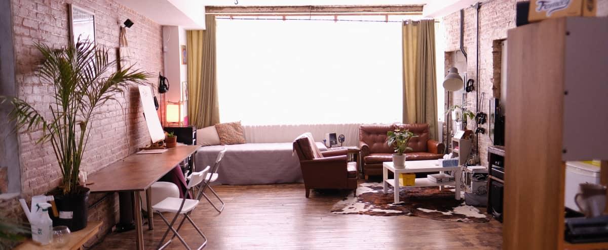 Open Creative Studio in Brooklyn Hero Image in Clinton Hill, Brooklyn, NY