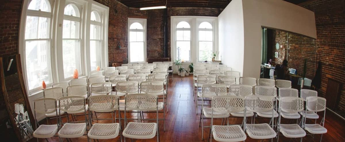 Industrial Style Event Space in Gastown in Vancouver Hero Image in Central Vancouver, Vancouver, BC