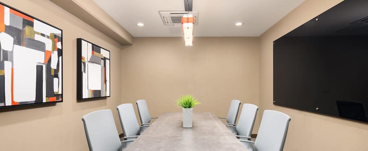 Modest Conference Room in Redmond in Redmond Hero Image in Downtown, Redmond, WA