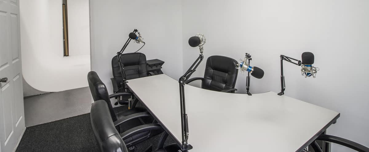 Podcast Recording Studio in Chamblee Hero Image in undefined, Chamblee, GA
