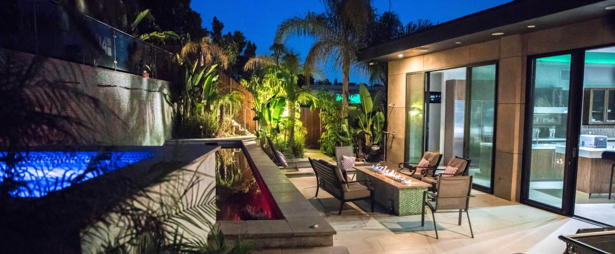 Iconic Hollywood Hills Influencer Mansion in Los Angeles Hero Image in Central LA, Los Angeles, CA