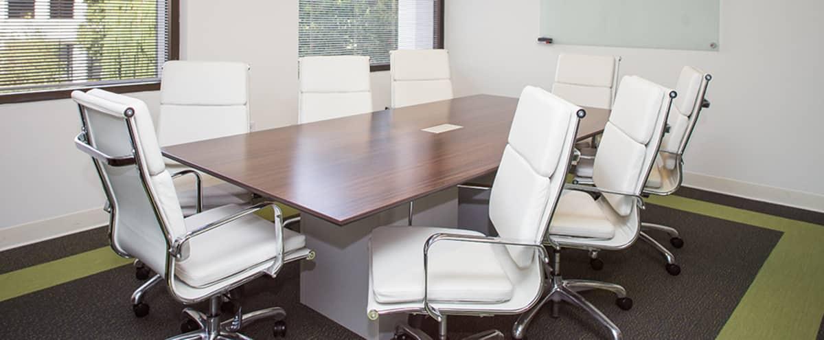 8 Person Modern Conference/Meeting Room in San Jose Hero Image in North San Jose, San Jose, CA