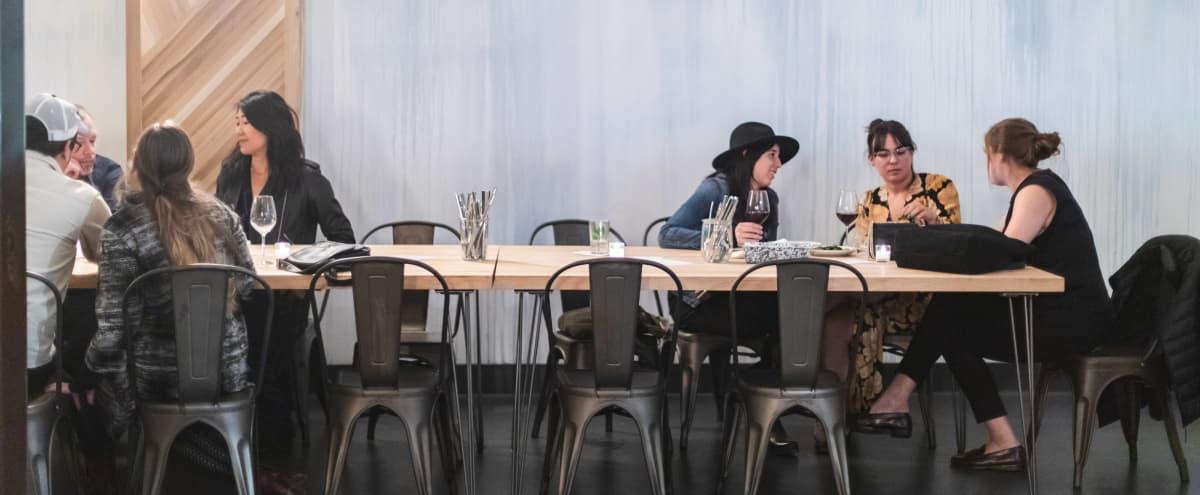 Beautiful Dining Hall in the Van Ness Corridor in San Francisco Hero Image in Tenderloin, San Francisco, CA