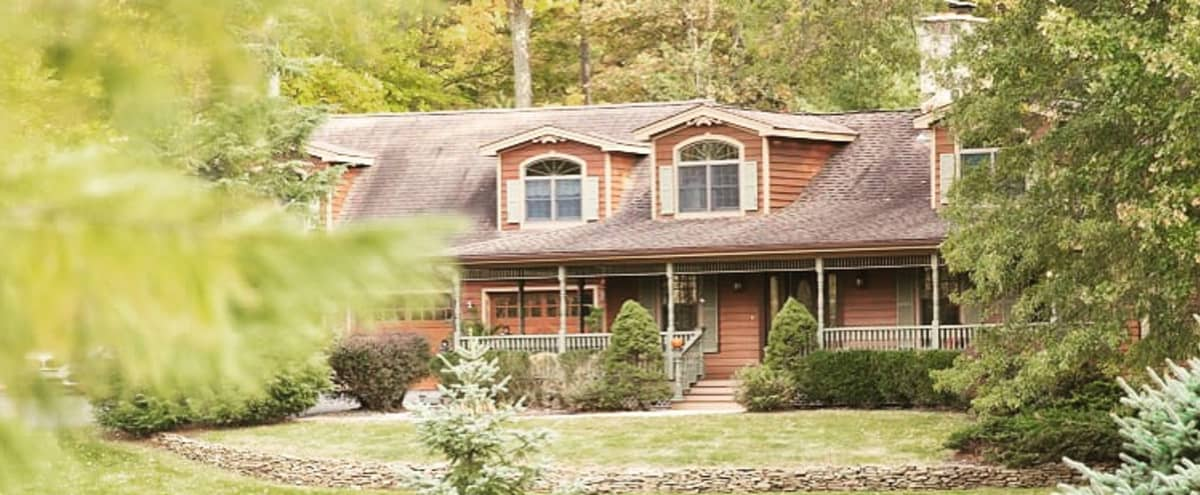 Charming Cedar Country Style Home in Watchung Hero Image in undefined, Watchung, NJ