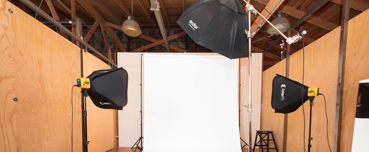 Boyle Heights Rustic Brick Walled Loft with Natural Light, Lighting Equipment included in Los Angeles Hero Image in Boyle Heights, Los Angeles, CA