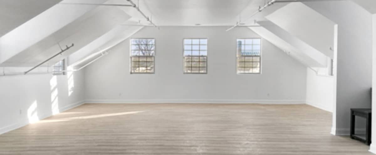 Loft Style Blank Canvas Studio Space - North Minneapolis in Minneapolis Hero Image in Near North, Minneapolis, MN