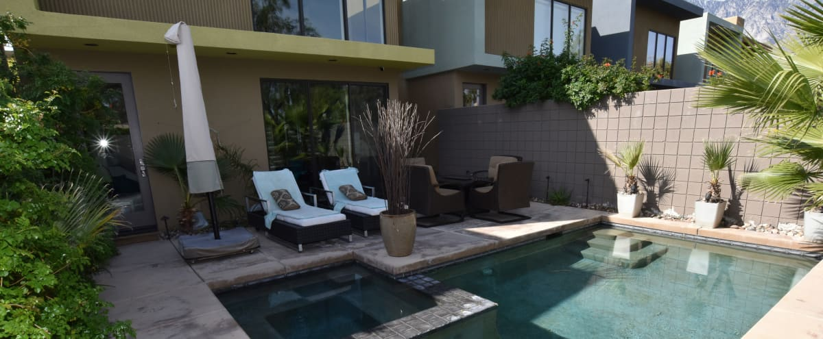 Modern Palm Springs Hideaway with Pool in Palm Springs Hero Image in undefined, Palm Springs, CA