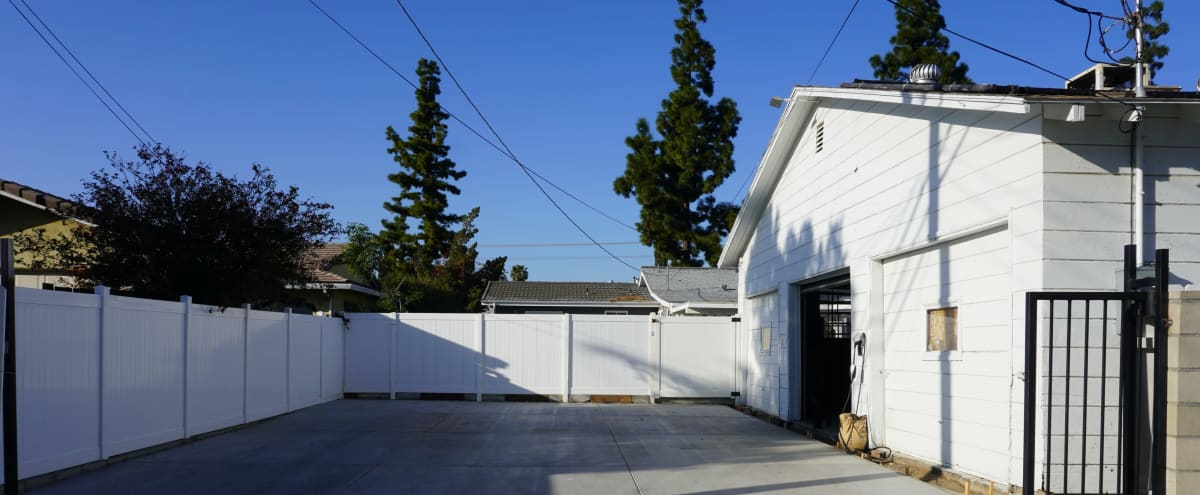Spacious Garage for all Your Creative Needs in Northridge Hero Image in Northridge, Northridge, CA