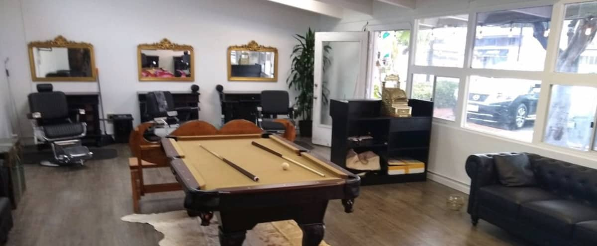 Classic Barbershop by Day, Event Space by Night! in Del Mar Hero Image in undefined, Del Mar, CA