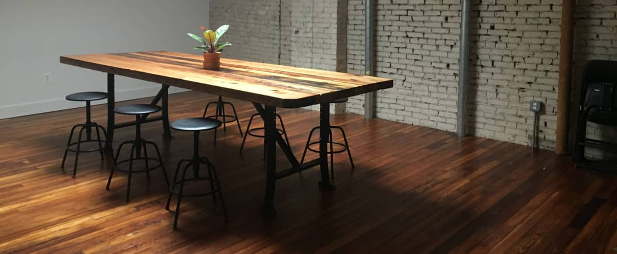 Perfect East Kensington Meeting Space with Lots of Natural Light in Philadelphia Hero Image in East Kensington, Philadelphia, PA