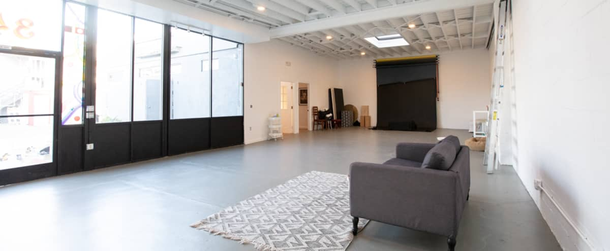 Spacious Loft Style Creative Space in Oakland Hero Image in Dimond District, Oakland, CA