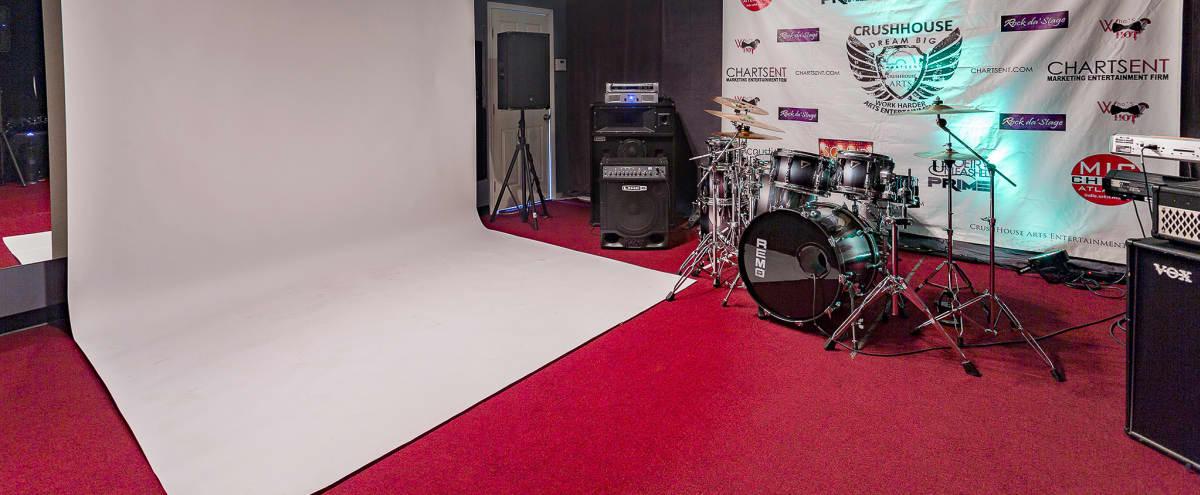 Photography Studio & Full Back-Line Digital Rehearsal / Recording in Atlanta Hero Image in East Atlanta, Atlanta, GA
