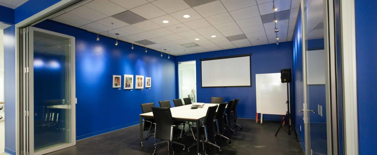 Downtown Boardroom and meeting space in Jackson Square in San Francisco Hero Image in Financial District, San Francisco, CA