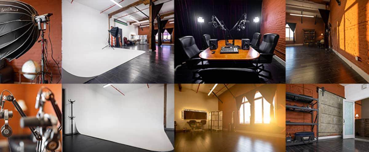 Downtown Loft Studio in Los Angeles Hero Image in Fashion District, Los Angeles, CA