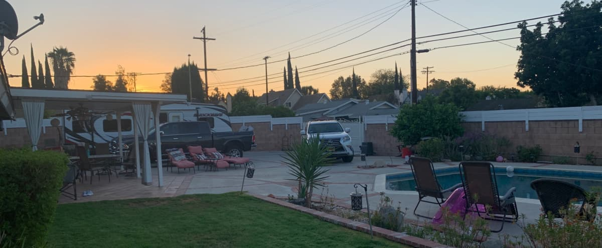 Large lot w/Pool - Heavy Filming Area - Chatsworth in Chatsworth Hero Image in Chatsworth, Chatsworth, CA