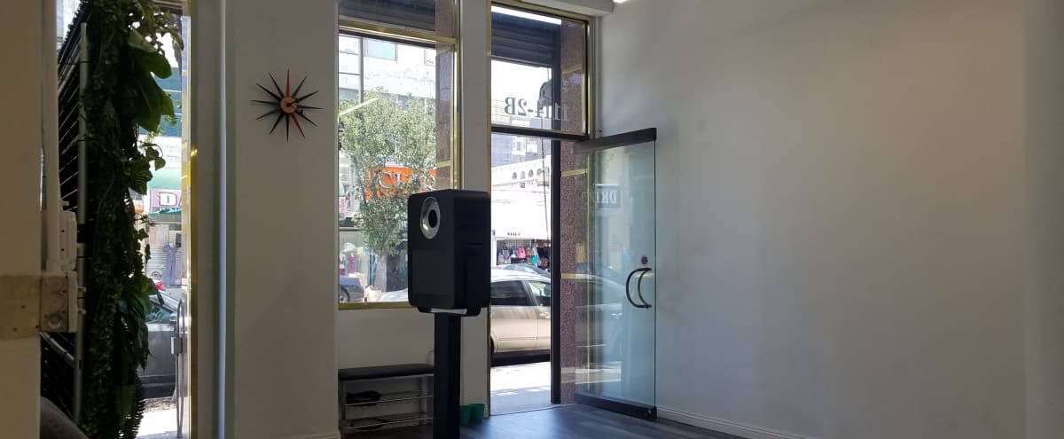 Modern, furnished retail space in DTLA Fashion District in Los Angeles Hero Image in Central LA, Los Angeles, CA