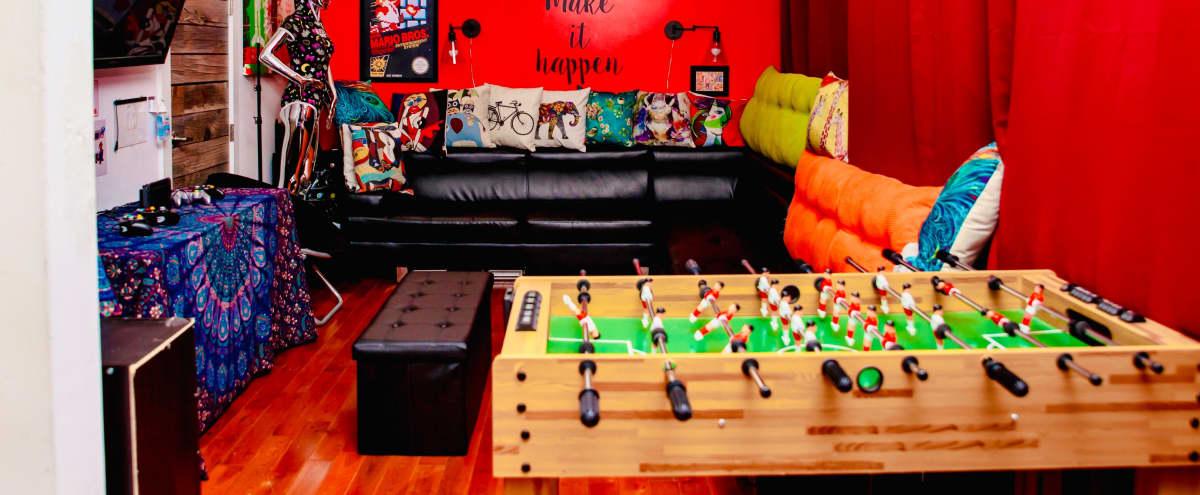 Speakeasy, Game House & Lounge in Brooklyn Hero Image in Bushwick, Brooklyn, NY