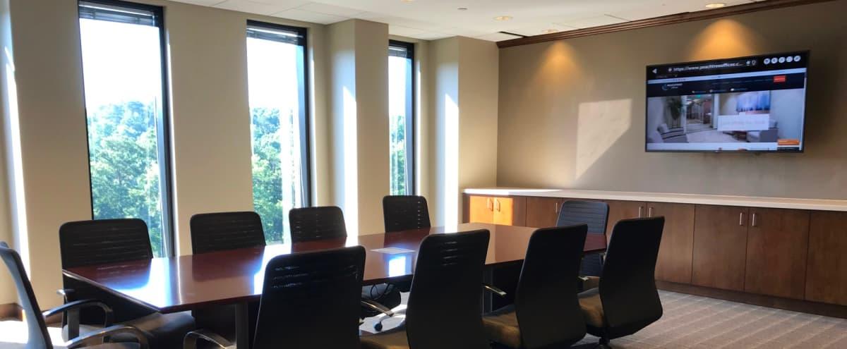 Spacious 10 Person Atlanta Meeting & Room in Atlanta Hero Image in Mt. Paran/Northside, Atlanta, GA