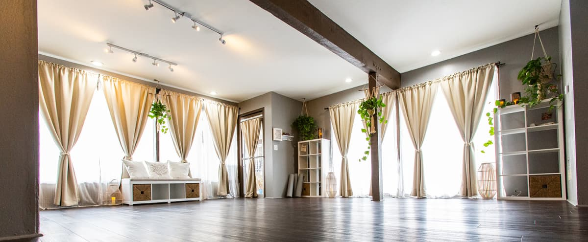 Yoga, Event, and Photography Studio in San Clemente Hero Image in undefined, San Clemente, CA