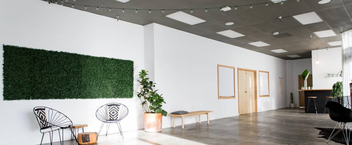 Minimalist Event Space with Natural Light in San Marcos Hero Image in undefined, San Marcos, CA